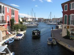Port Grimaud kanaler