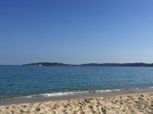 Beach Sainte Maxime