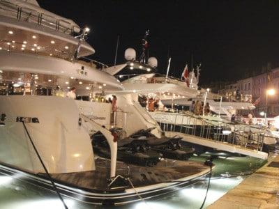 Saint Tropez havn